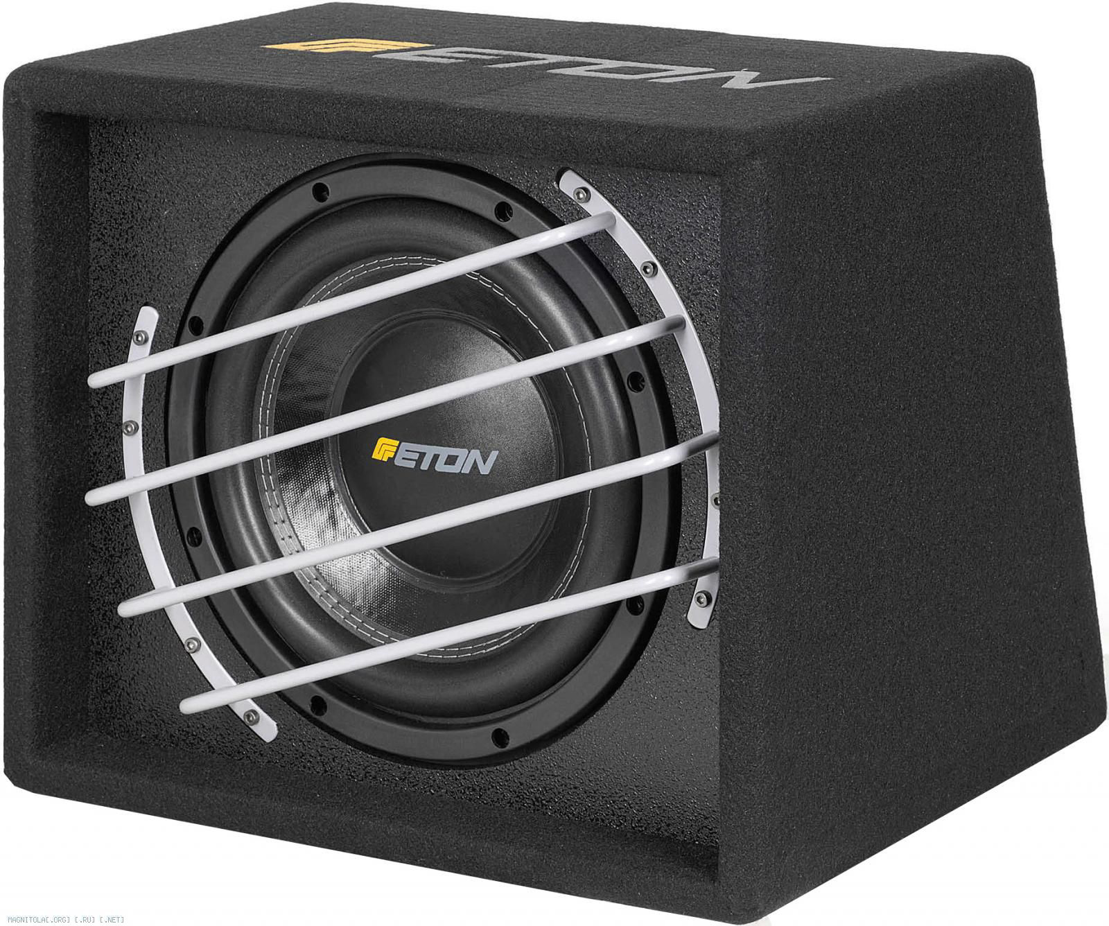 ETON   SUB-BOX 300 MM 2X4OHM