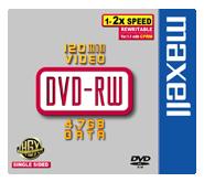 Dvd-rw 4.7gb 2x Jewelcase