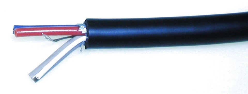 Scart Kabel 9 Polig 50m-bob.