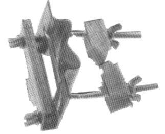 Antenn Mastfäste (bracket)