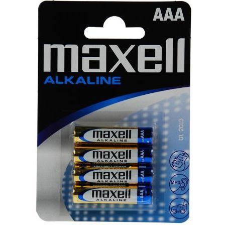 Lr-03 4-pack Blister Maxell