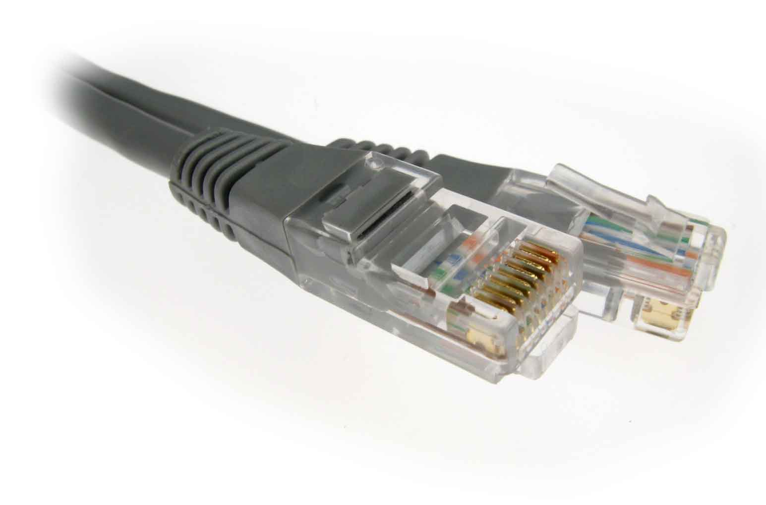 Patch Cable Cat.6 Utp 0.5m Grå
