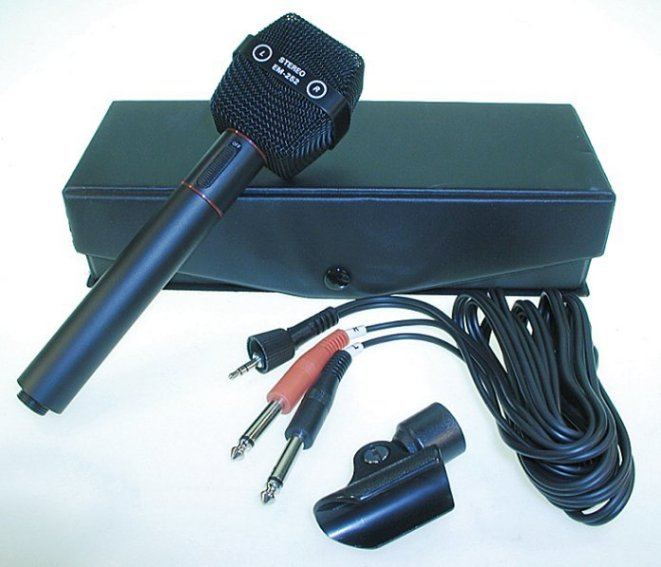 Stereo Mic. Klubba 3m Cabelx2