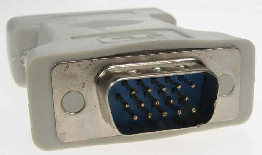 Dvi Adapter-vga Dvi Hona 25+5