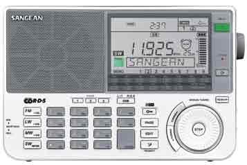 Sangean Världsradio Pll