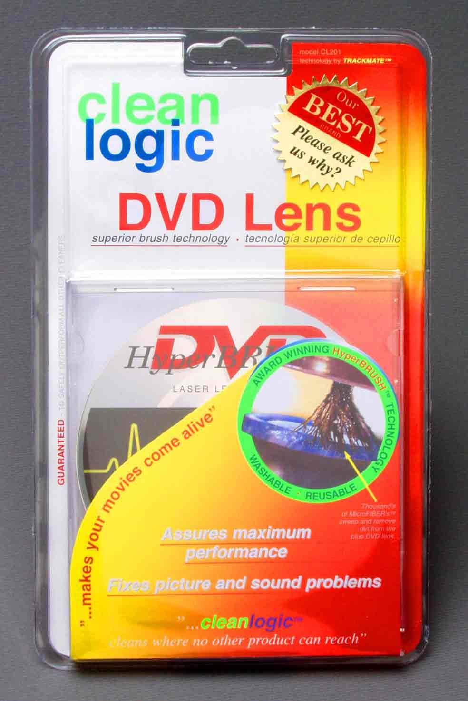 Clean Logic Dvd Lens Rengörare