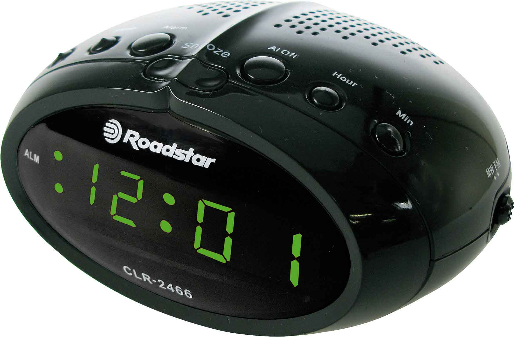 Roadstar Klockradio backup
