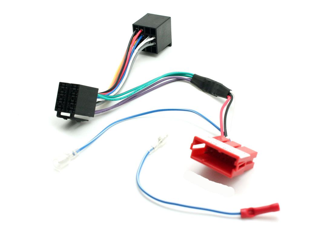 Aktivt 21 pol ISO kablage
