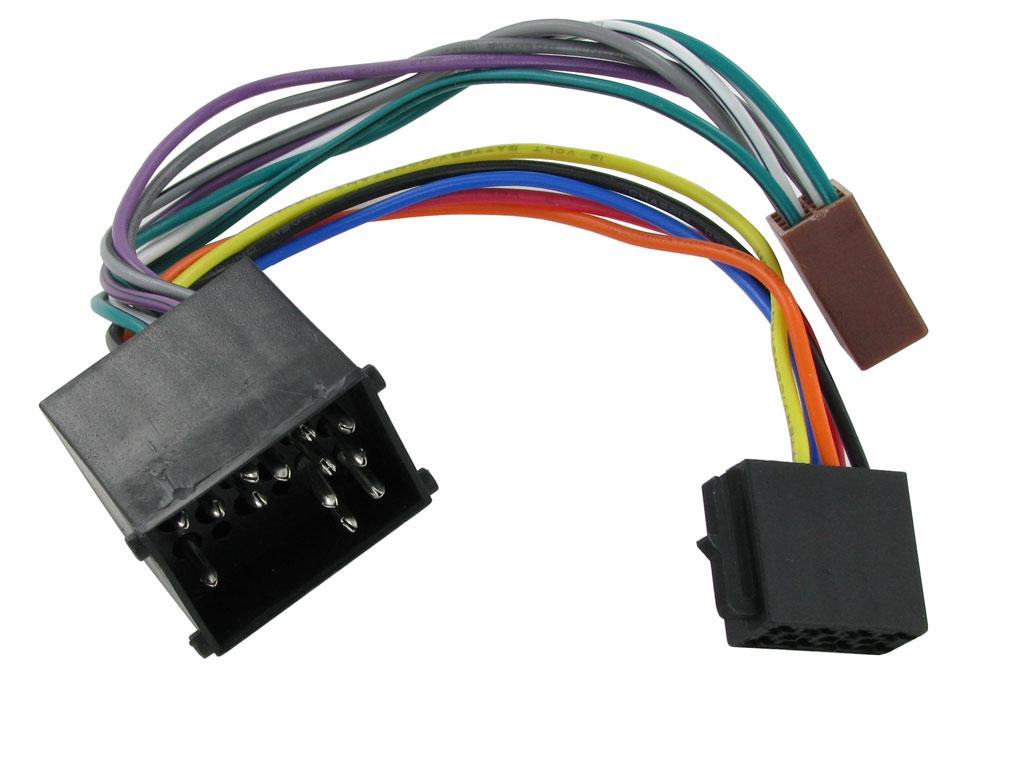 BMW 3,5,6,7,8 ISO kablage