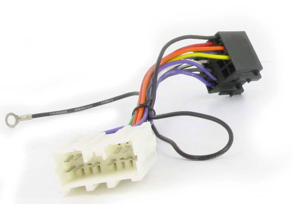 Mitsubishi ISO kablage 98-
