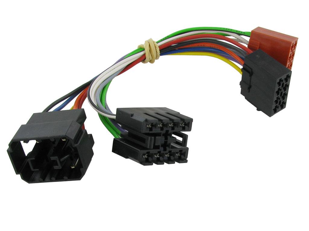 SAAB 900.9000 -94  ISO kablage