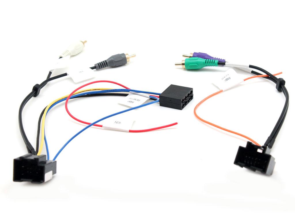 SAAB 9.3 06- Aktive kablage
