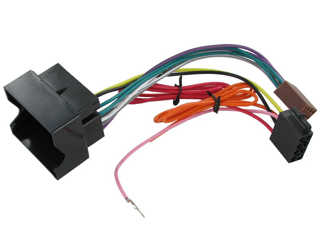 Opel 04- ISO kabl.