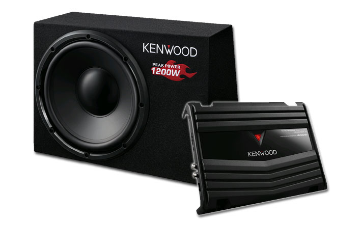 Kenwood baspaket