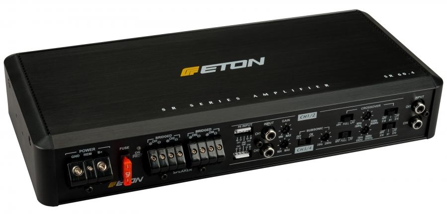 Eton 4-Channel amplifier