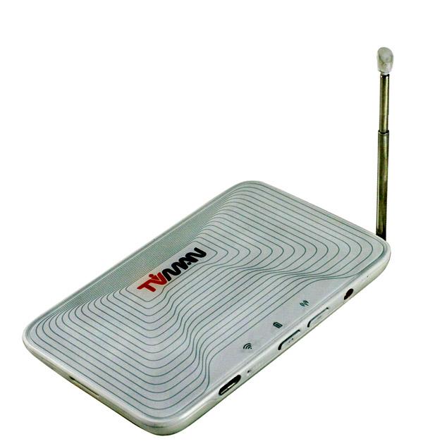 DVB-T mottagare portabel
