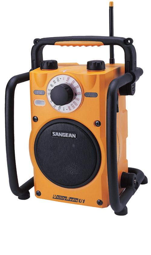 Sangean Utility Radio Am/fm