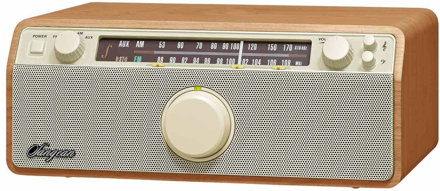 Sangean Retro radio Stereo trä